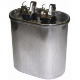 Capacitor 35 MFD 370V Oval Run (5)